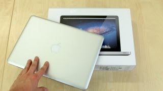 New 2012 MacBook Pro 13 Inch Unboxing & Tour!