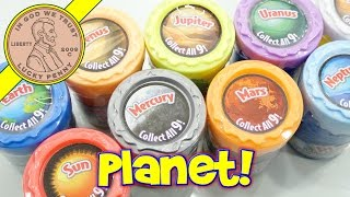 Planet Putty, I Squish And Stretch Through The Solar System!