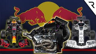 Red Bull's new F1 engine masterplan explained