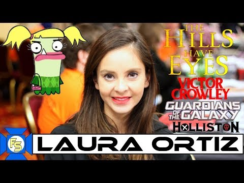 Laura Ortiz The Hills Have Eyes, Victor Crowley   dom Spotlite