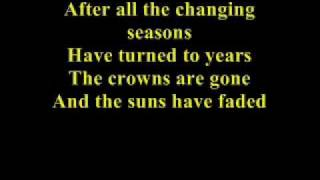 Angel - casting crowns with lyrics ( Come To The Well 2011 )