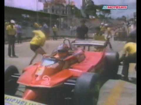 Gilles Villeneuve - Nature's Law