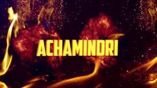 Achamindri Theme | Lyrical Video | Triple V Records