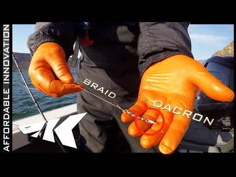 Who Wins This Fishing Line Test? 80 Pound Dacron Vs. 65 Pound KastKing KastPro