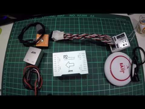 JIYI P2Pro V2 Flight Controller Feature Walkthrough, Initial Test & Setup Guide