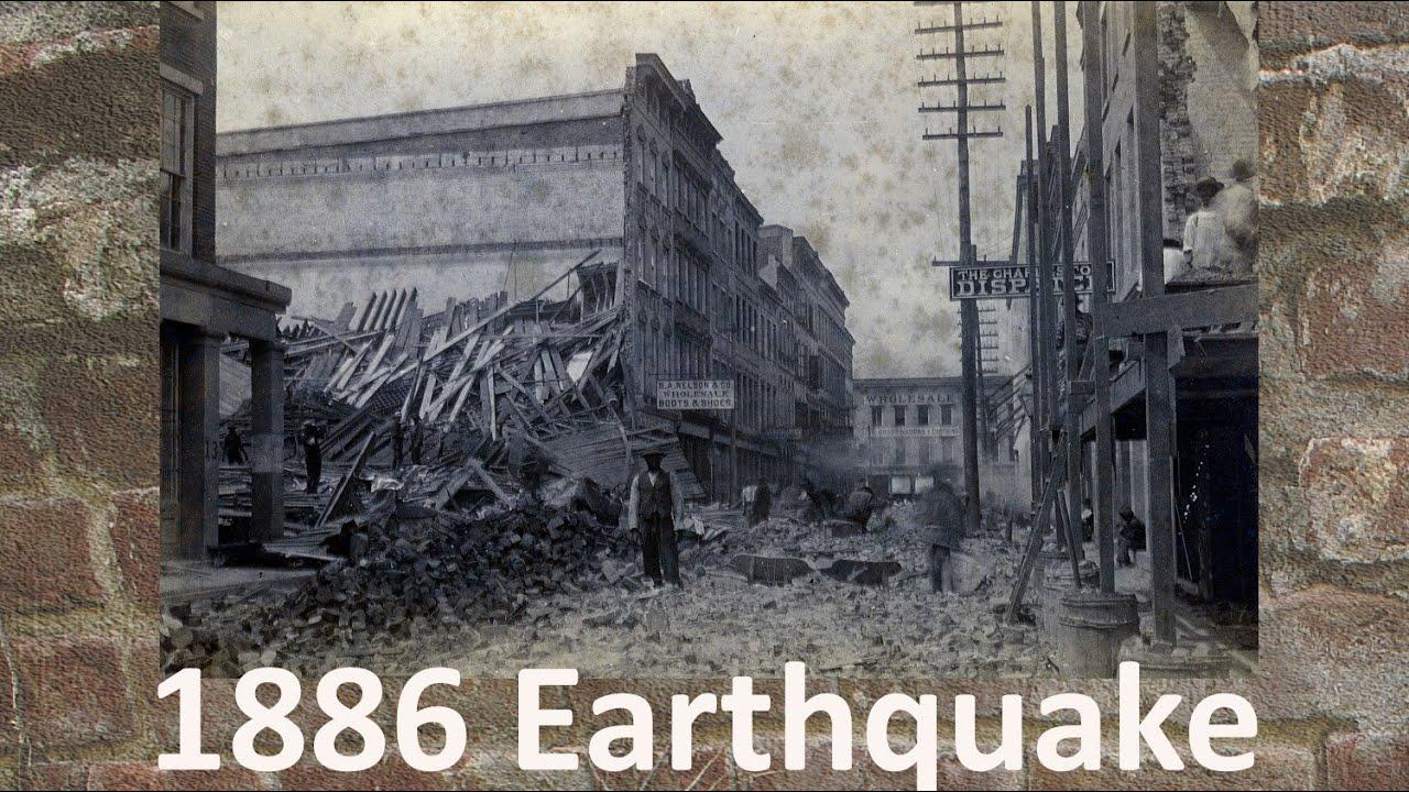 1886 Charleston Earthquake