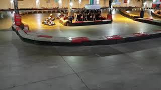 Grand Prix Karting Final @ Gridline Racing Indoor Karting Centre