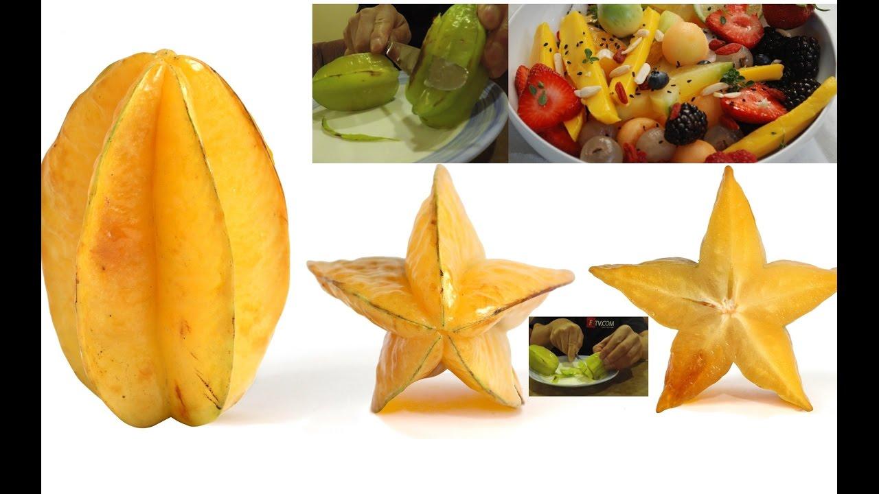 4 Ways To Eat Star Fruit