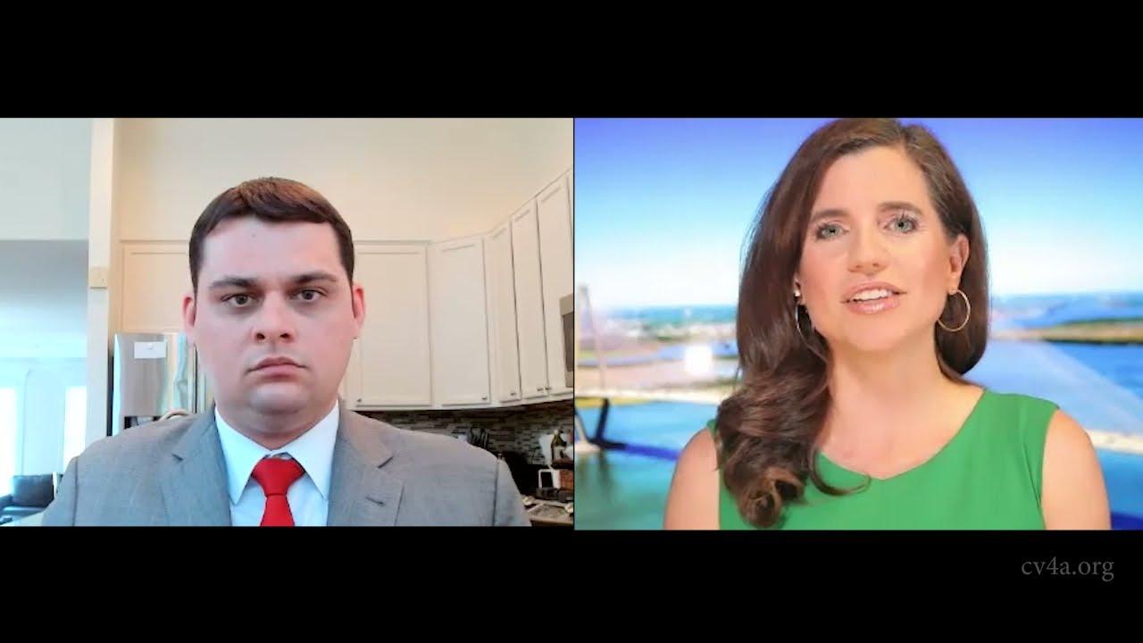 CVA's Dan Caldwell talks Congressional War Powers with Rep. Nancy Mace