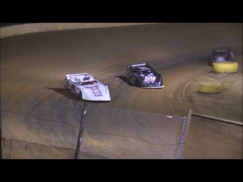 Pro Late Model Heat #2 from Ponderosa Speedway, November 5th, 2016.