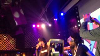 J. Cole Performs Beautiful Bliss with Wale @SOB