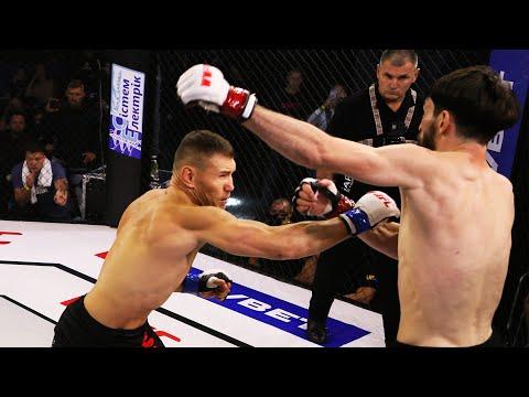 Андрій Лєжнєв - Хвіча Корідзе: WWFC 17 Title Fight