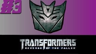 Transformers: Revenge of the Fallen - #3 - Shanghai Spiral Highway: Blood and Ironhide