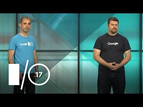 From Prototype to Production Devices with Android Things (Google I/O '17)