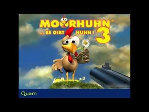 Lets Play Moorhuhn 3 - Es gibt Huhn? Es gibt Wahnsinn! 5661 Punkte