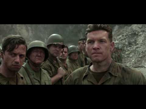 Hacksaw Ridge (2016) Waiting For Desmond Doss Scene 1080p Clip