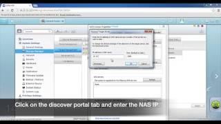 Het instellen van IP-SAN door het gebruik van iSCSI-doelen op een QNAP NAS?