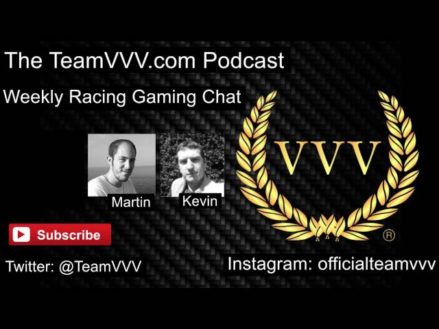 Team VVV Podcast 7, Burnout Successor, Riptide GP,  Forza Horizon 3, F1 2016