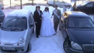 2010 ЗАОКСКИЙ. Свадьба Халецких- день первый( короткая версия)