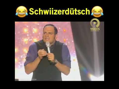 Schwiizerdütsch 😂