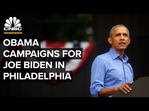 Former-President-Obama-speaks-in-Philadelphia-for-Biden-Harris-campaign-—-10212020