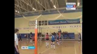 Женская волейбольная команда «Брянск» завершила сезон