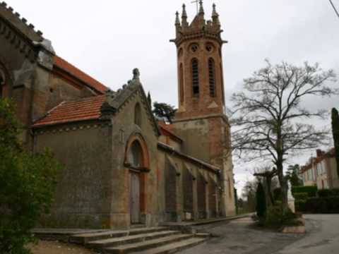 Artigat, beautiful village in Frane near Toulouse and  The Pyrenees