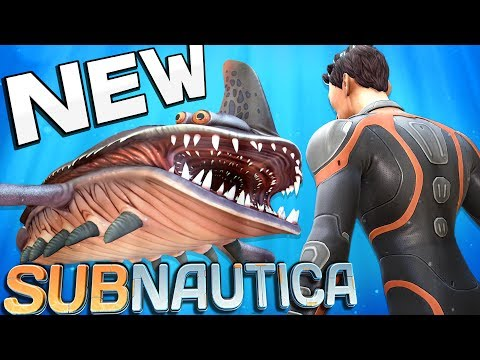 Subnautica - WELCOME BACK TO SUBNAUTICA! New Survival Series! - Subnautica Gameplay Part 1