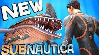 Subnautica - WELCOME BACK TO SUBNAUTICA! New Survival Series! - Subnautica Gameplay Part 1