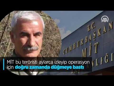 pkk lının İHA larımızla gebertilme anı / PKK's dog (KHA) killing moment