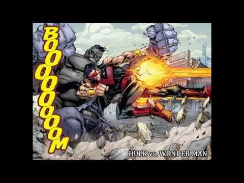 Hulk vs Wonder Man  Full Analysis