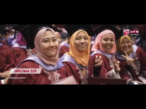 2017 UPM Convocation Ceremony Teaser
