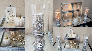 Dollar Tree DIY Fall Home Decor 2019| 4 Quick and Easy Dollar Tree Fall DIY's