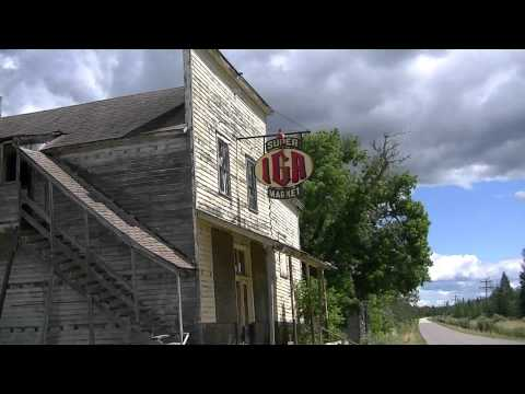 Ghost Town in Michigan's Upper Peninsula