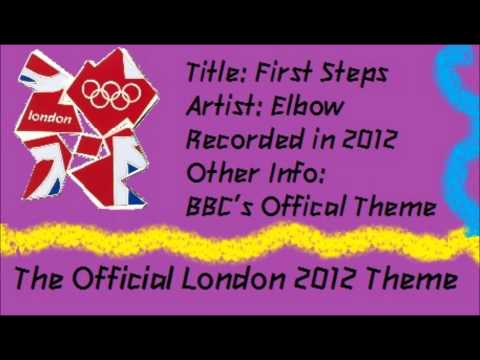 -London 2012 Olympic Games -Official Theme -First Steps- Elbow -