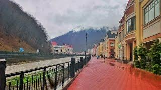 Сочи, Роза Хутор, Абхазия 2016(Поездка в Сочи. Март 2016 Прогулка по олимпийскому парку, посещение океанариума, поездка в Розу Хутор и подъем..., 2016-04-03T16:52:30.000Z)
