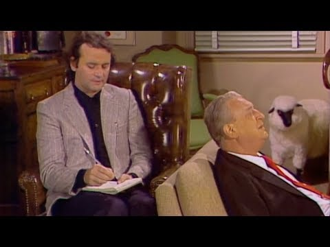 Bill Murray as Rodney Dangerfield's Psychiatrist