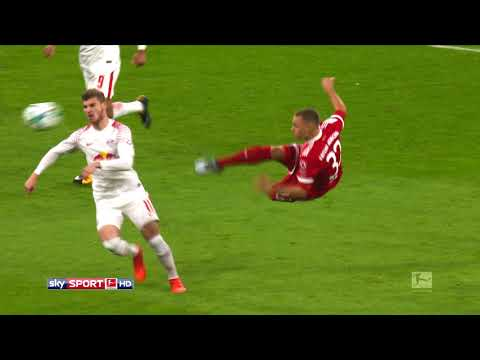 Bundesliga 18/03/2018 - RB Leipzig vs Bayern München - Sky Sport [HD]