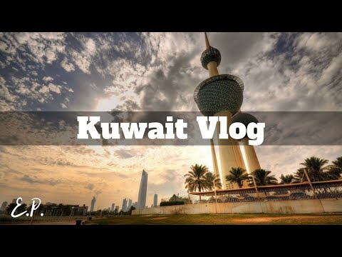 TRAVEL VLOG | Kuwait #1 First day