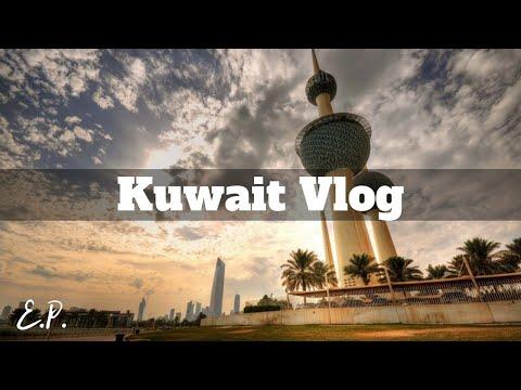 TRAVEL VLOG   Kuwait #1 First day