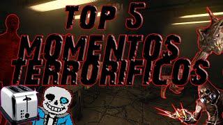 Top: 5 partes terrorificas en juegos que no son de terror