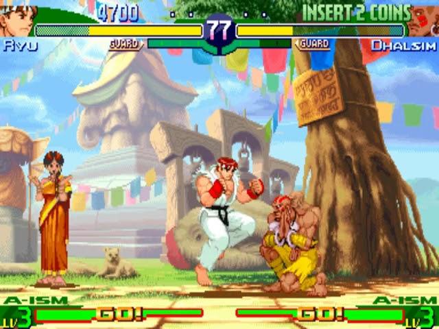 Jouez à Street Fighter Alpha 3 sur Borne d'Arcade avec nos Bartops et Consoles Retrogaming
