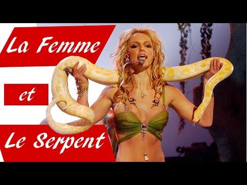 Symboles : La Femme Nue Au Serpent.