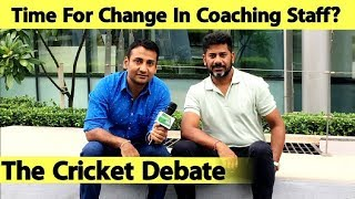 Should India look beyond Ravi Shastri and the support staff? | The Cricket Debate