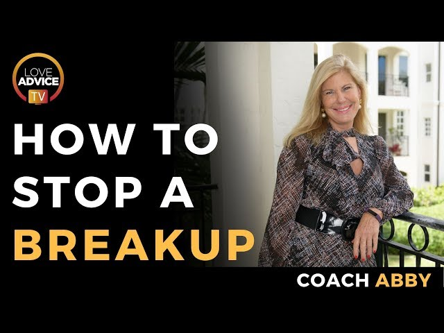 Signs Of A Failing Relationship & How To Stop A Breakup