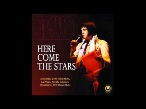 Elvis Presley - Here Come The Stars - Full Album Las Vegas December 4, 1976