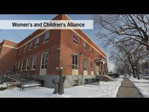Women's and Children's Alliance a Lifeline for Those Facing Domestic Abuse
