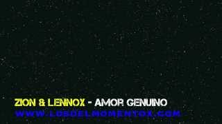 Zion y Lennox - Amor genuino - El Julii Dj Ft Dj Danger (2013)