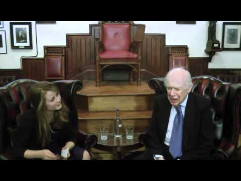 Professor James Watson | Interview | The Cambridge Union