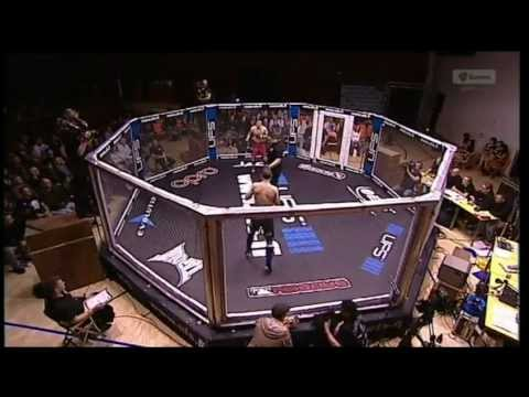 MMA / FINLAND / FIGHT NIGHT / TAMPERE / Daniel Winiarczyk vs. Jyri Naskali